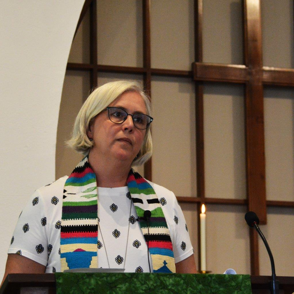 Transitional Pastor Rev. Beth Newman